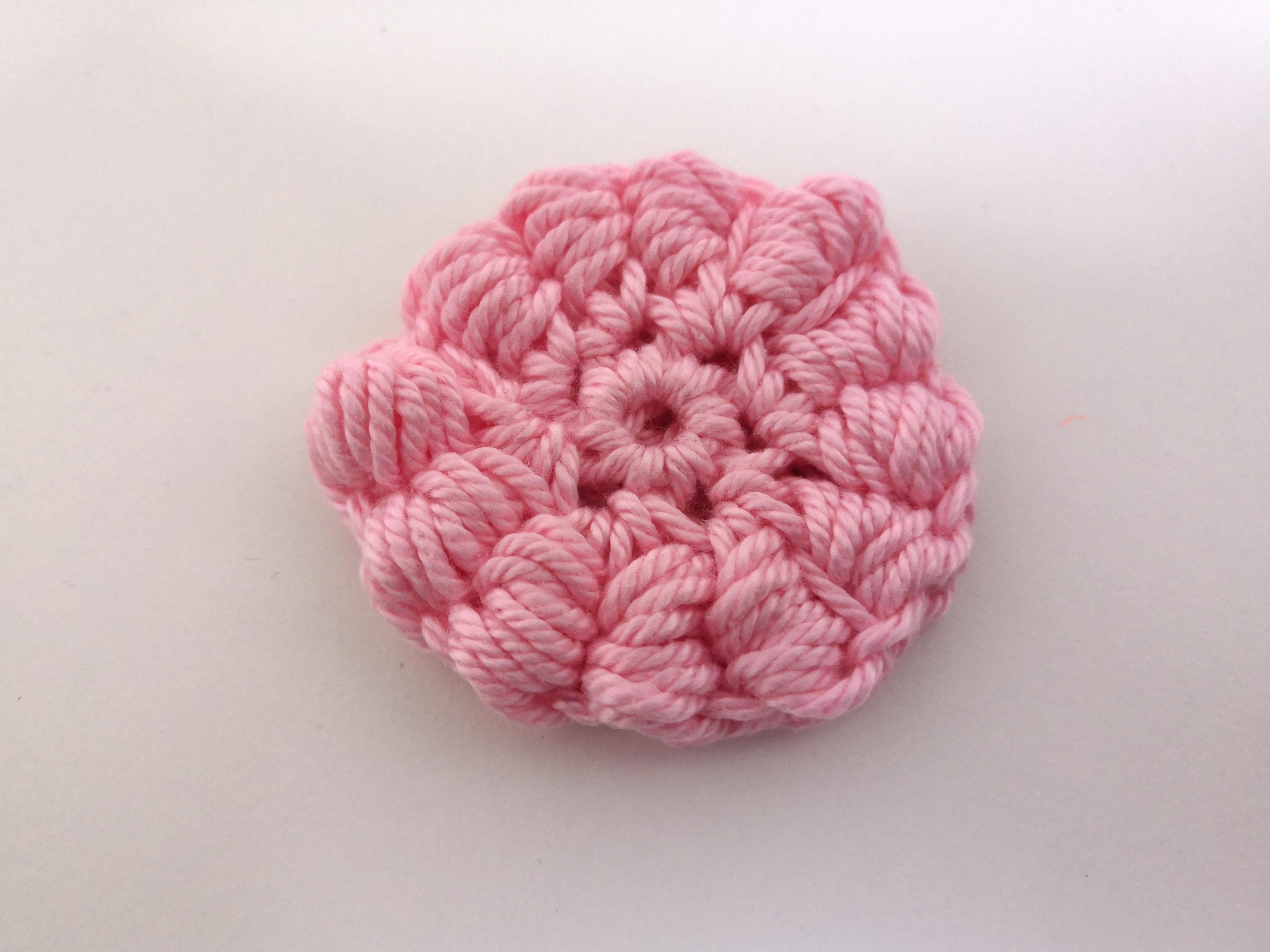 Staafsteek - bullion stitch