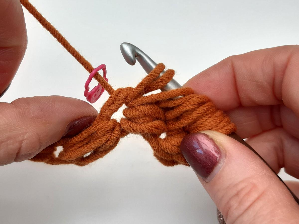 jasmine stitch haken