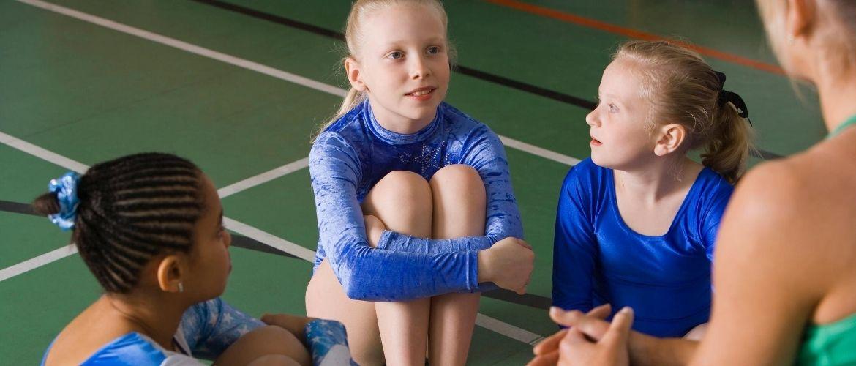 Effectief coachen turnen