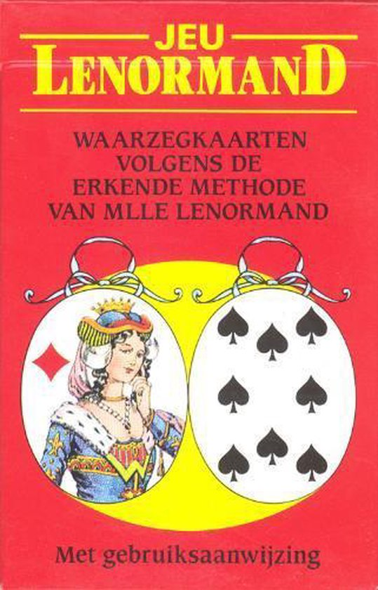 Originele Lenormand kaarten